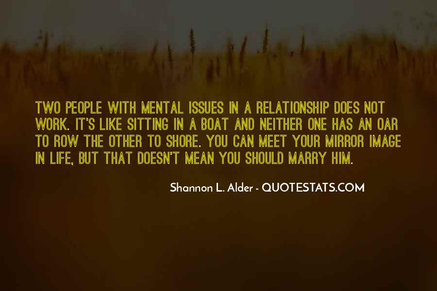 Quotes About Mental Disorders #761102