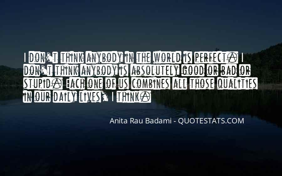 Quotes About Rau #97438