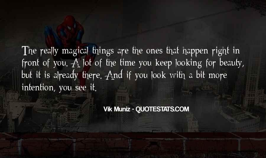 Quotes About Looking In Front #1130105