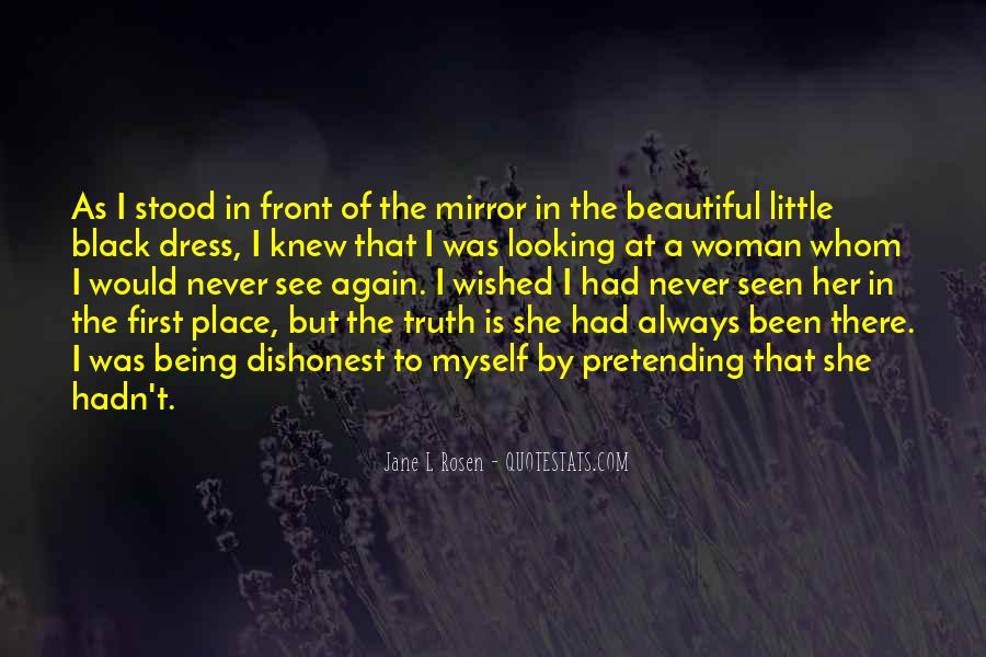 Quotes About Looking In Front #1160320