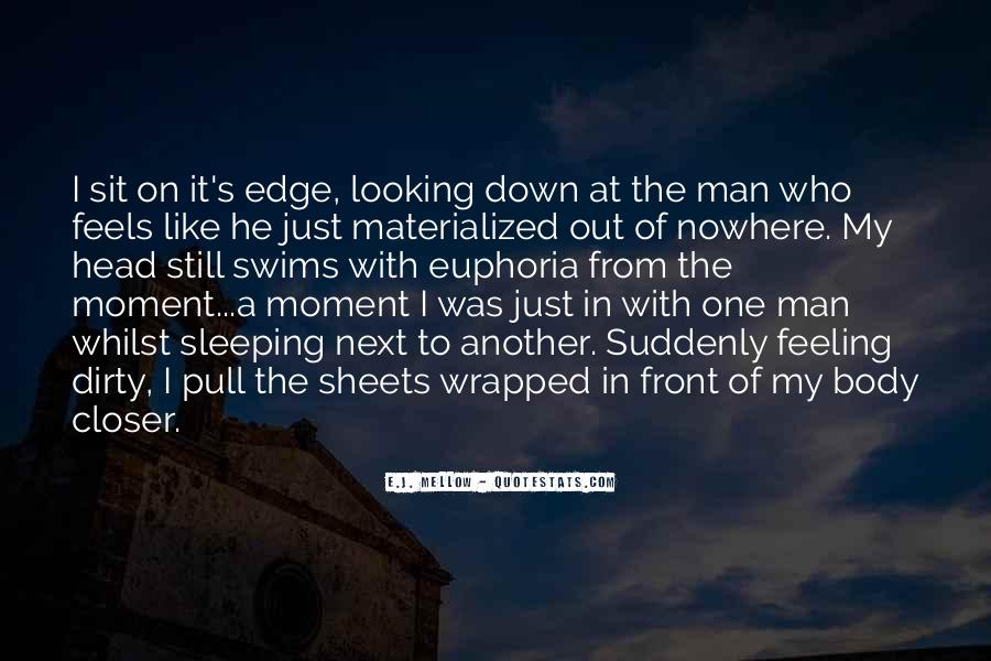 Quotes About Looking In Front #3505
