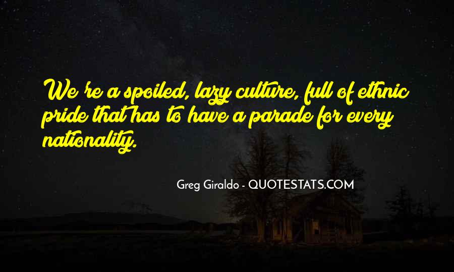Quotes About Pride Parade #754040
