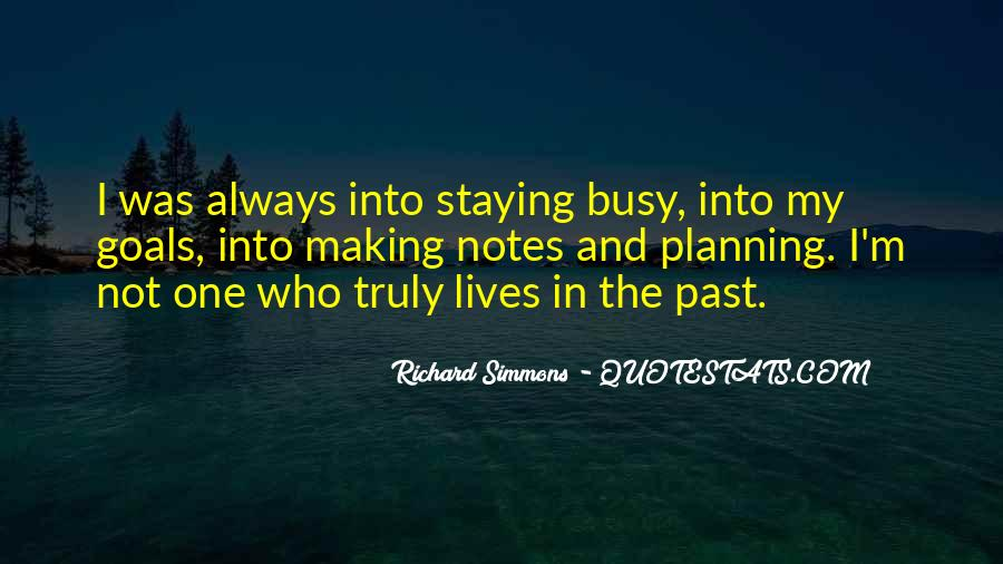 Quotes About Staying In The Past #1177513