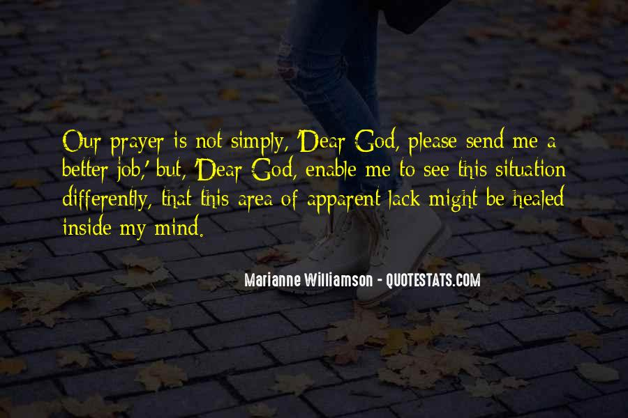 Quotes About Prayer And Healing #1514507