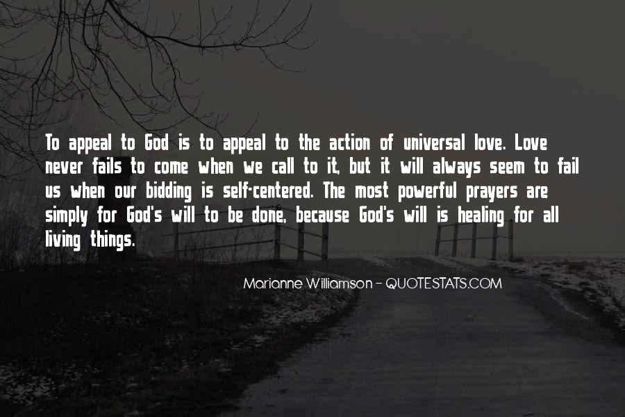 Quotes About Prayer And Healing #166672