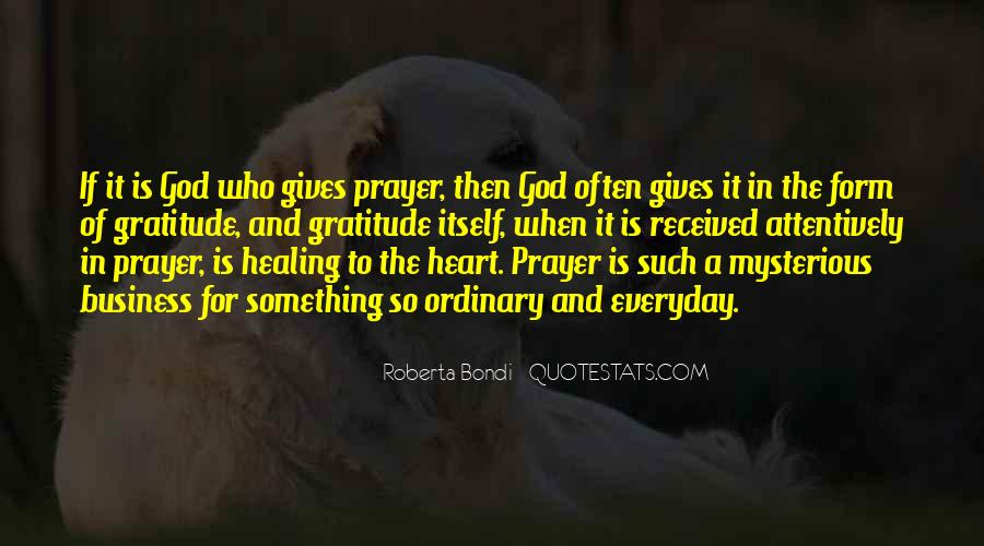 Quotes About Prayer And Healing #858719