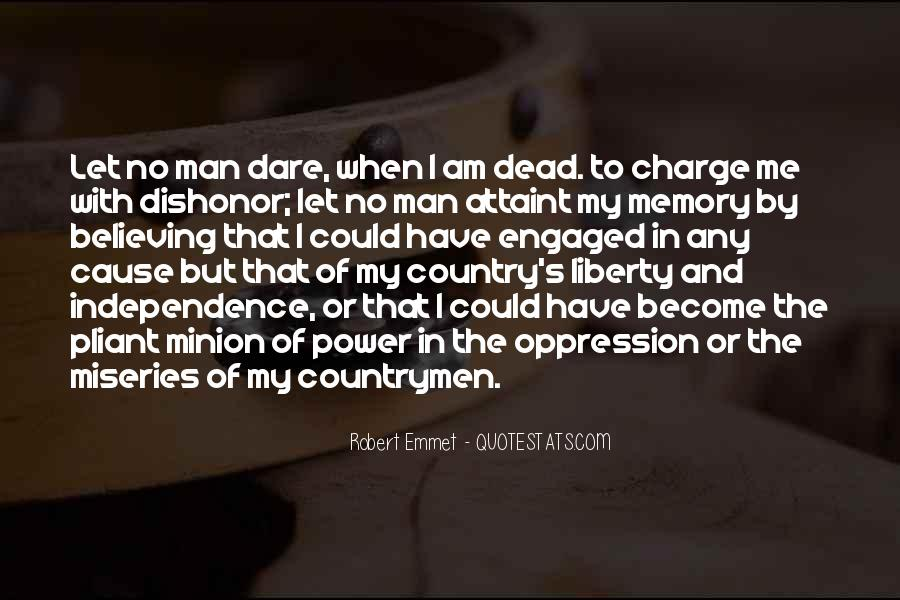 Quotes About Independence Of A Country #1226113