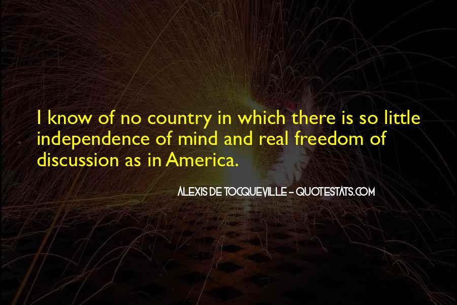 Quotes About Independence Of A Country #1567668
