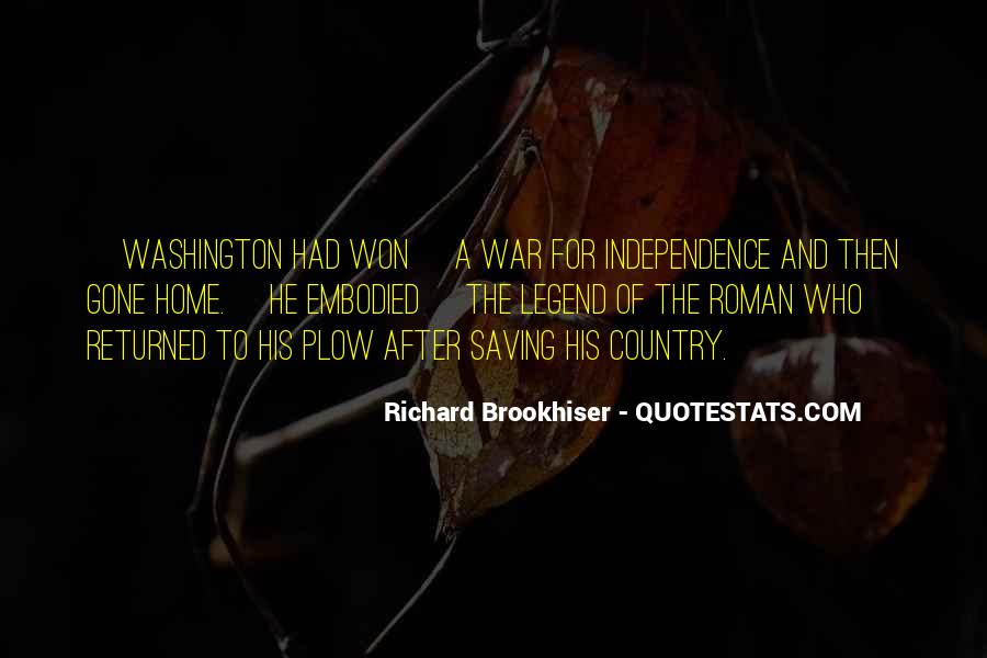 Quotes About Independence Of A Country #1772782