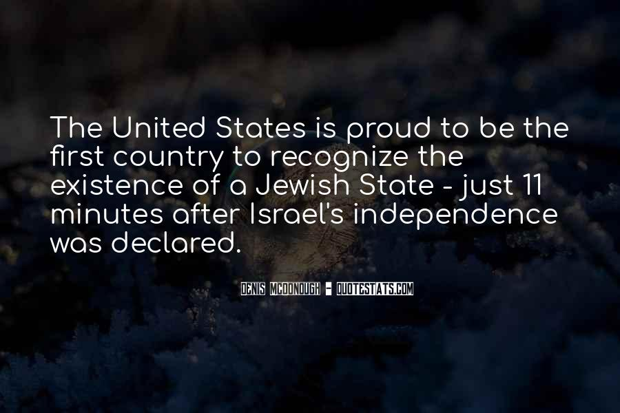 Quotes About Independence Of A Country #311351