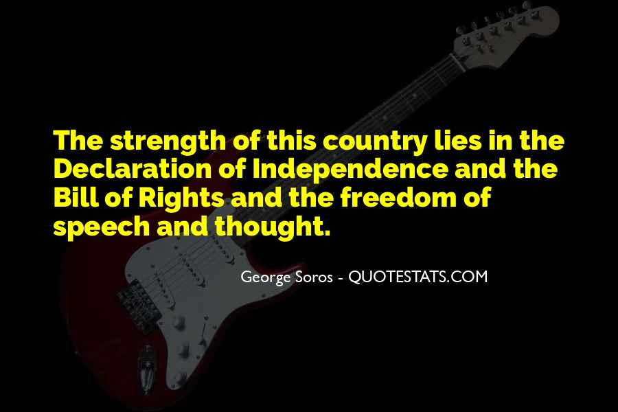 Quotes About Independence Of A Country #545096