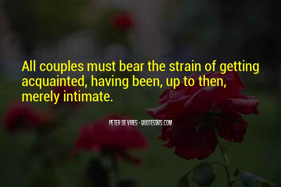 Quotes About Intimacy #130029