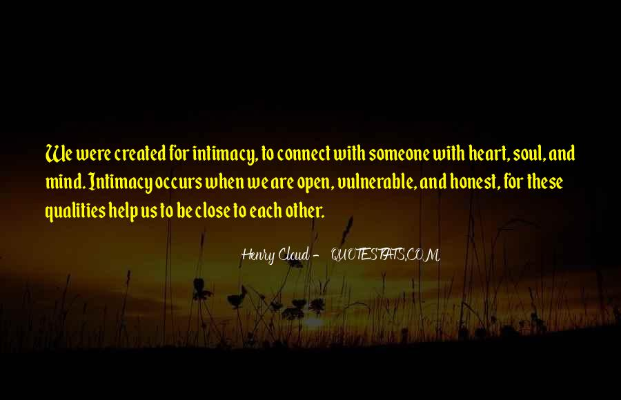 Quotes About Intimacy #131723