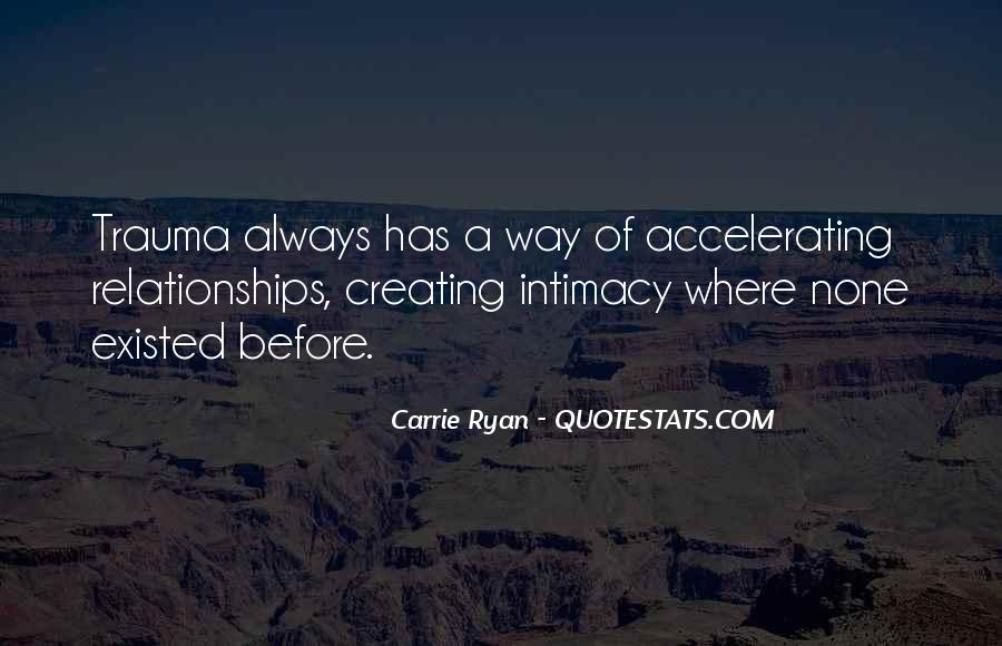 Quotes About Intimacy #152978