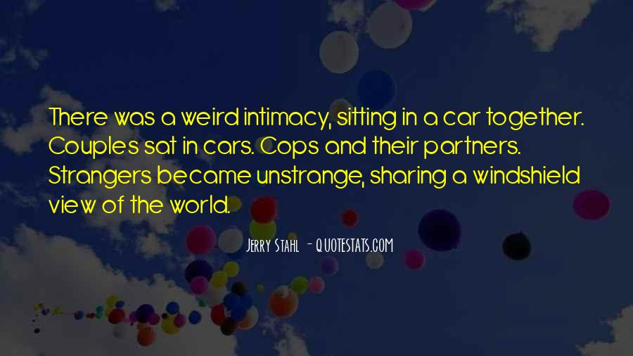 Quotes About Intimacy #164201