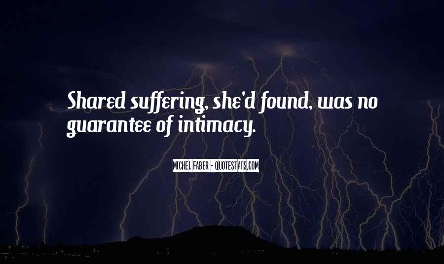 Quotes About Intimacy #166428