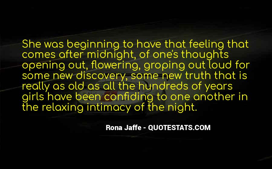 Quotes About Intimacy #177747