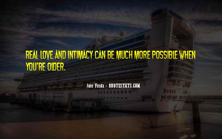 Quotes About Intimacy #32041