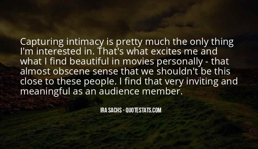Quotes About Intimacy #98846