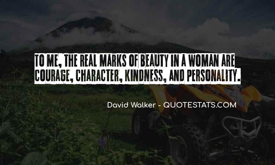 Quotes About Beauty And Character #1080006