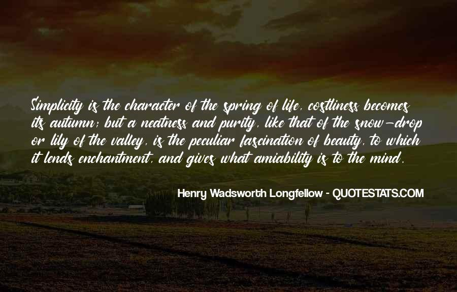 Quotes About Beauty And Character #1141026