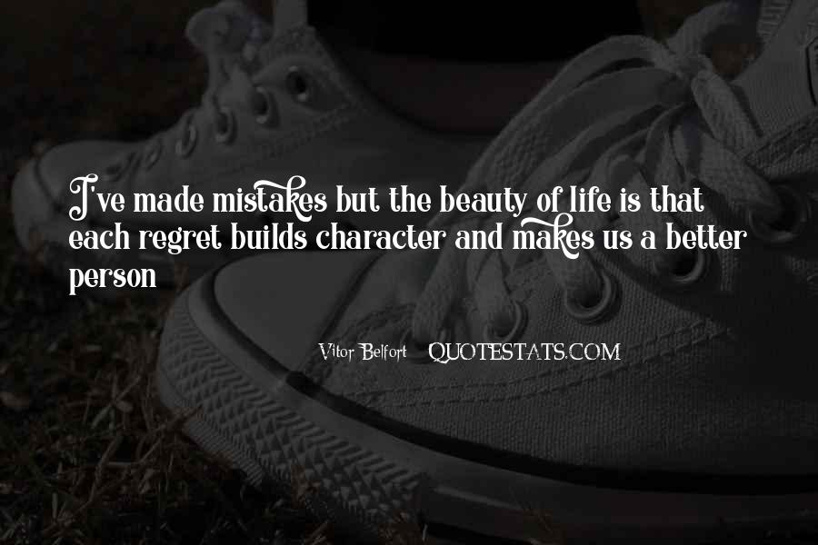 Quotes About Beauty And Character #1409492