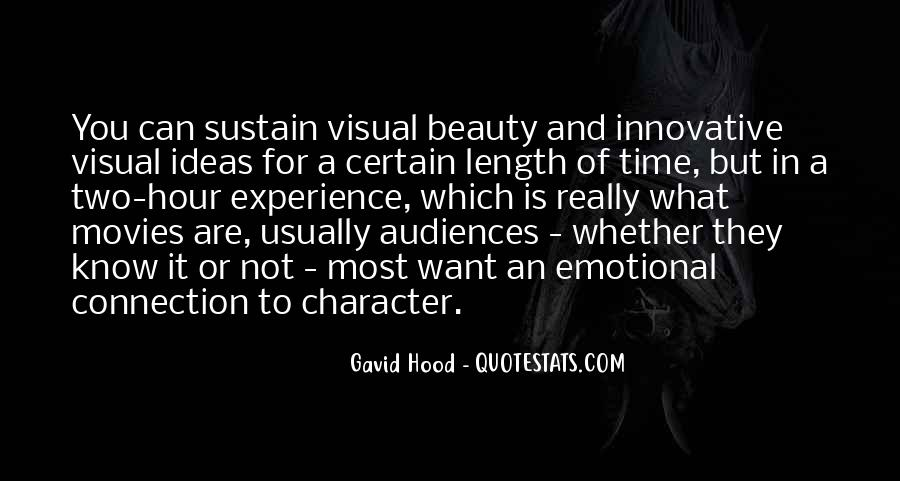 Quotes About Beauty And Character #1550488