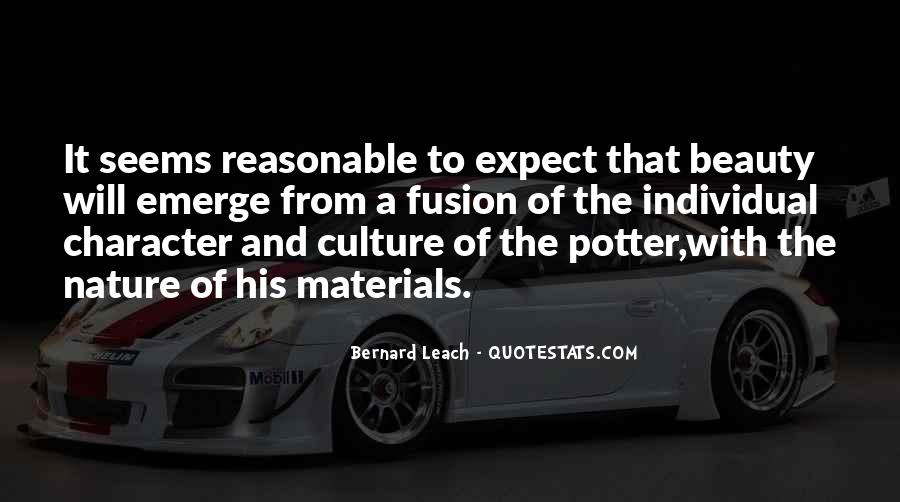 Quotes About Beauty And Character #1708094