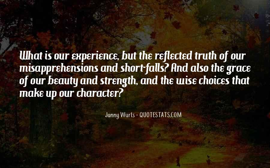 Quotes About Beauty And Character #1853022