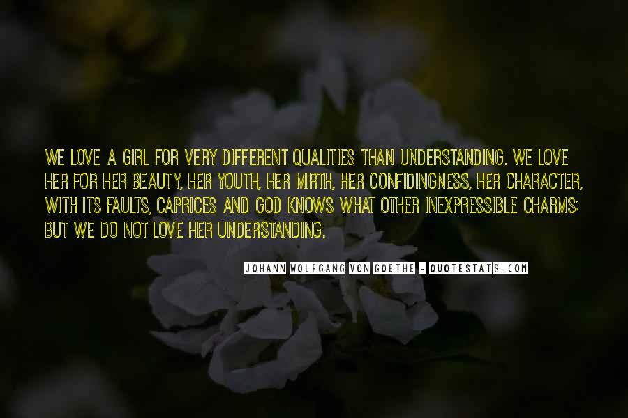 Quotes About Beauty And Character #991205