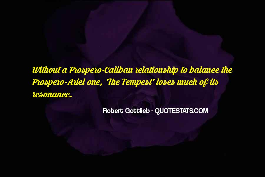 Quotes About Caliban From The Tempest #689892