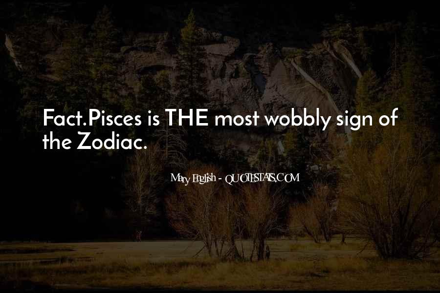 Quotes About Horoscopes #441775