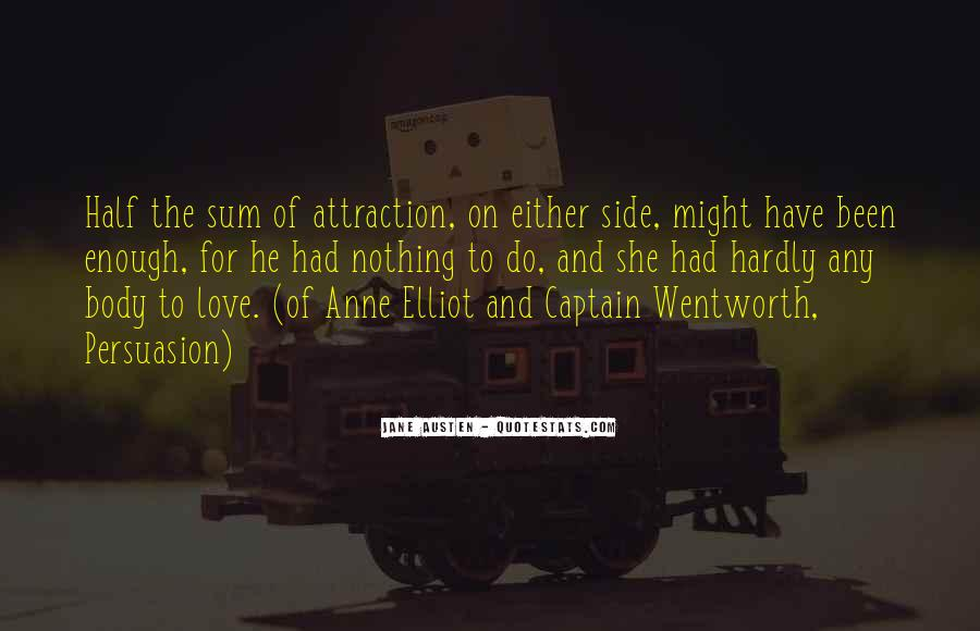 Quotes About Anne Elliot #847582