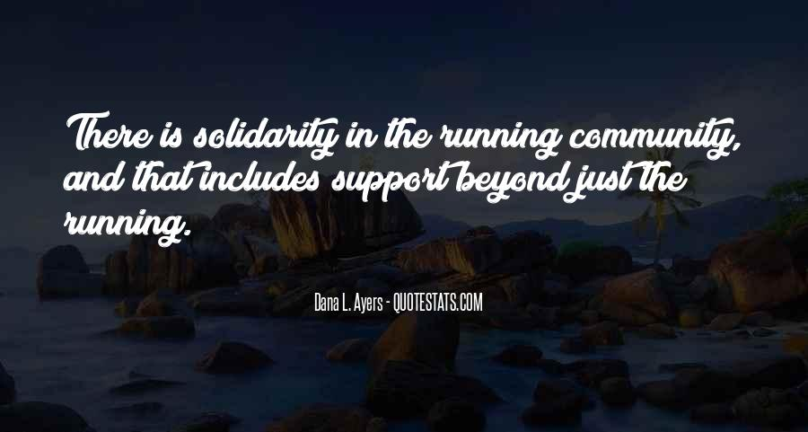 Quotes About Community And Support #1538910