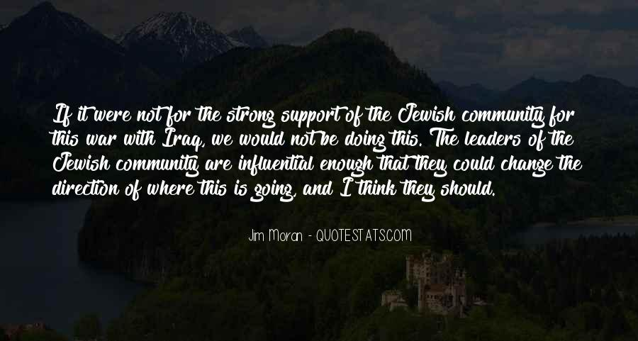 Quotes About Community And Support #1589974
