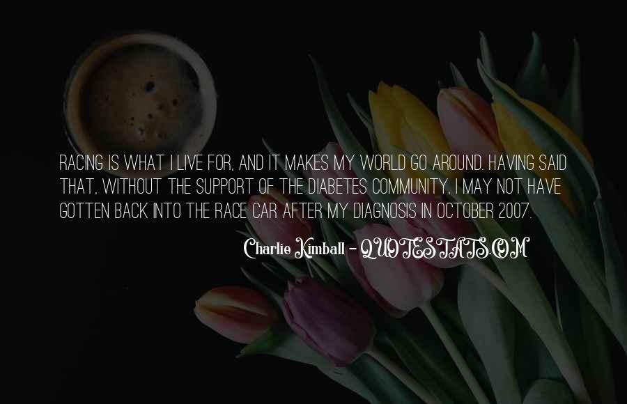 Quotes About Community And Support #1873916