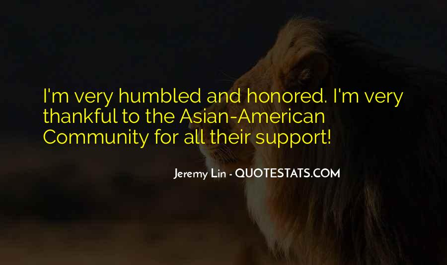 Quotes About Community And Support #401471