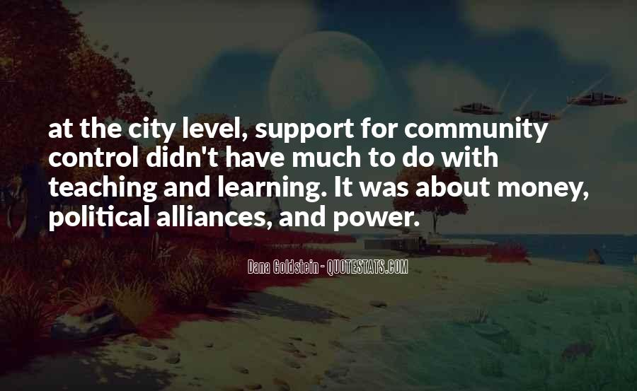 Quotes About Community And Support #95600