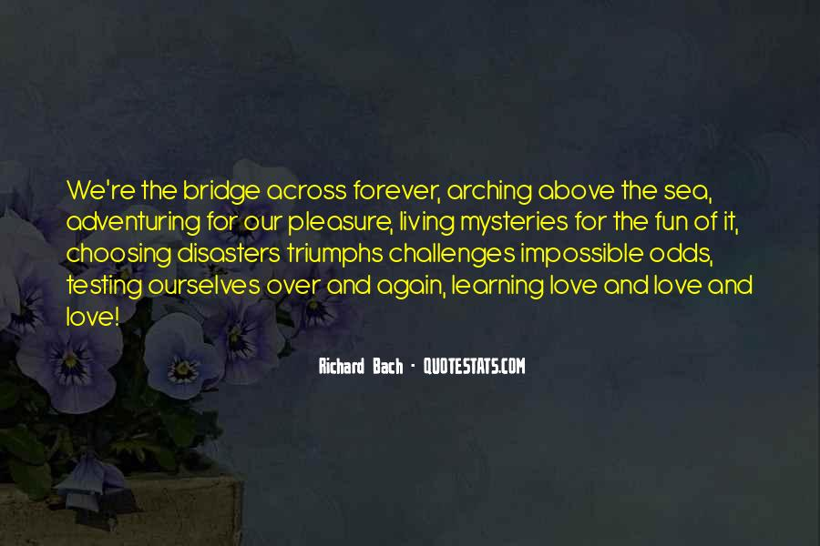Quotes About Impossible Odds #893869