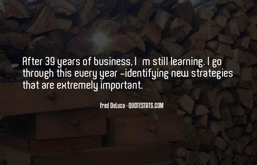 Quotes About Business Strategies #1376196
