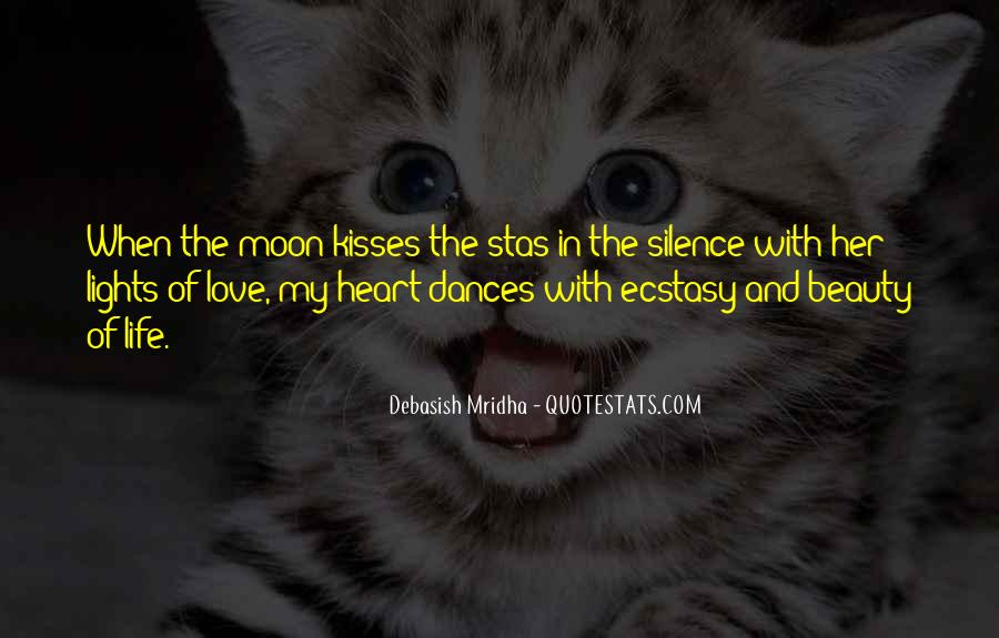 Quotes About Kisses And Happiness #396581