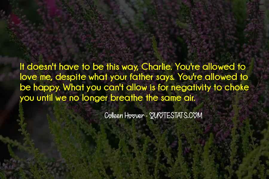 Quotes About Others Negativity #104289