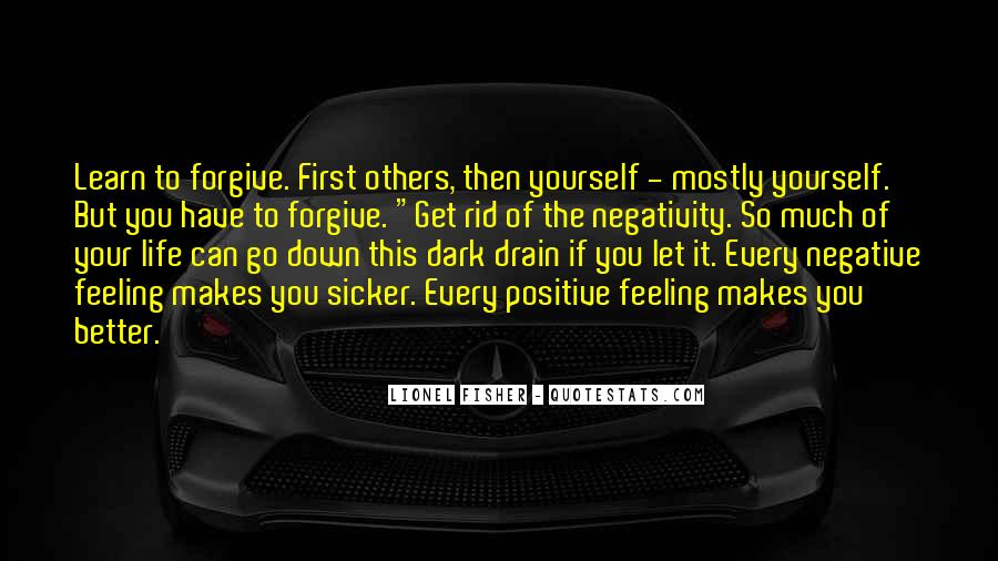 Quotes About Others Negativity #1310205
