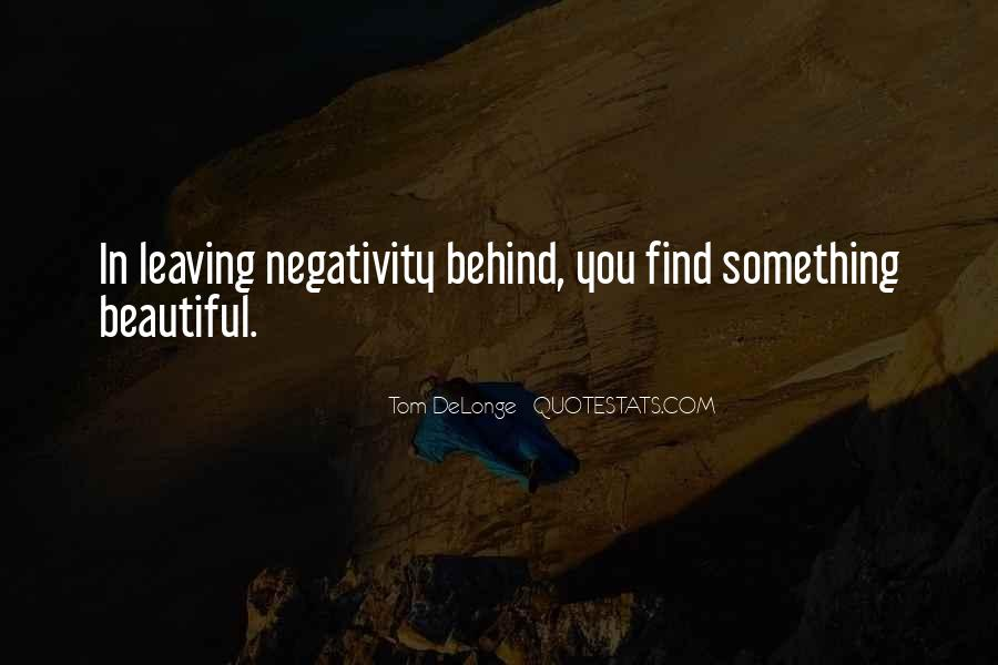 Quotes About Others Negativity #152658