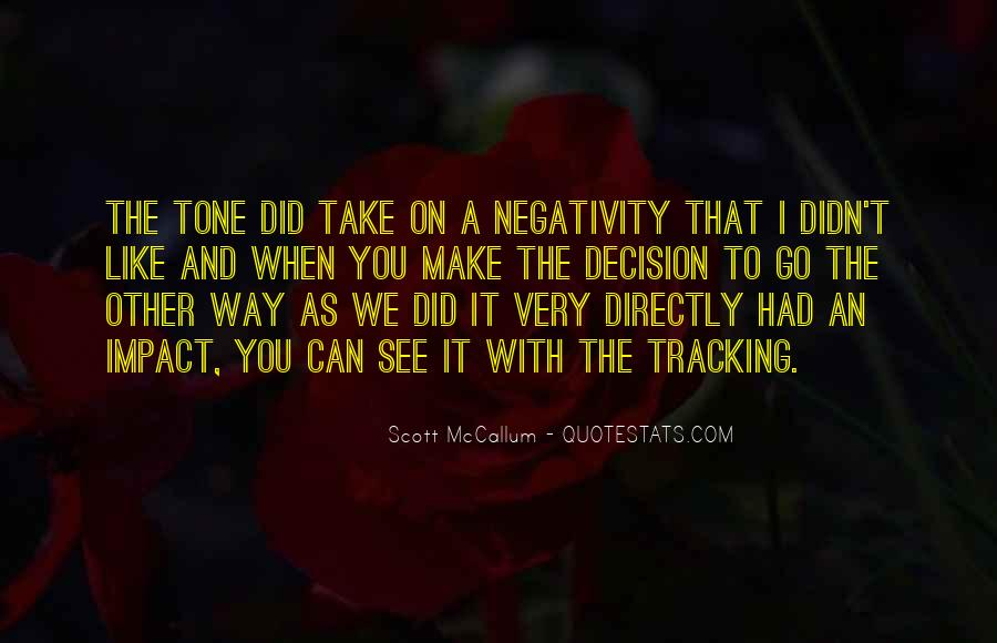 Quotes About Others Negativity #191499