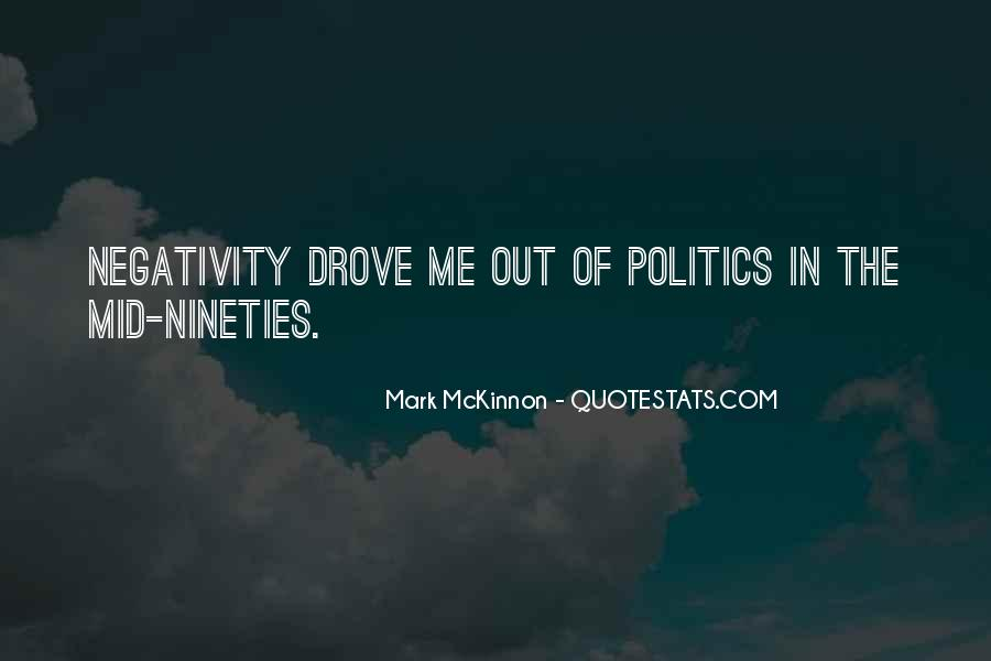 Quotes About Others Negativity #3260