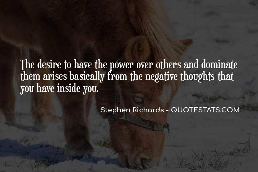 Quotes About Others Negativity #539428