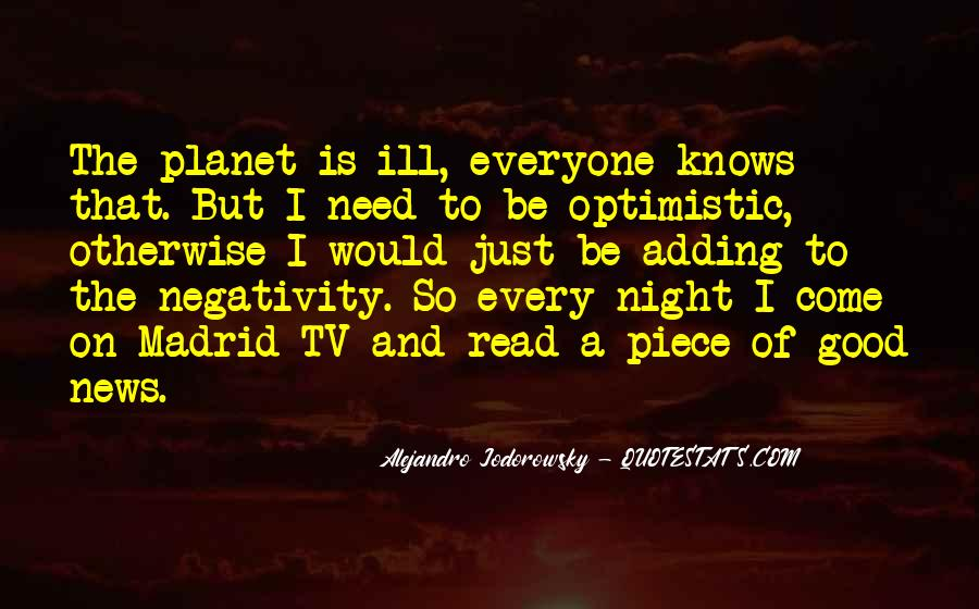 Quotes About Others Negativity #56689