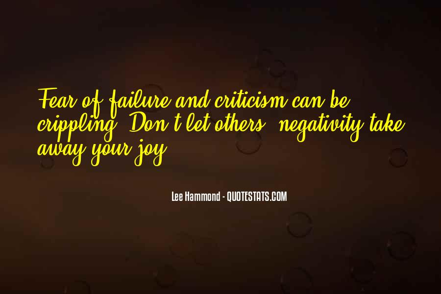 Quotes About Others Negativity #803173