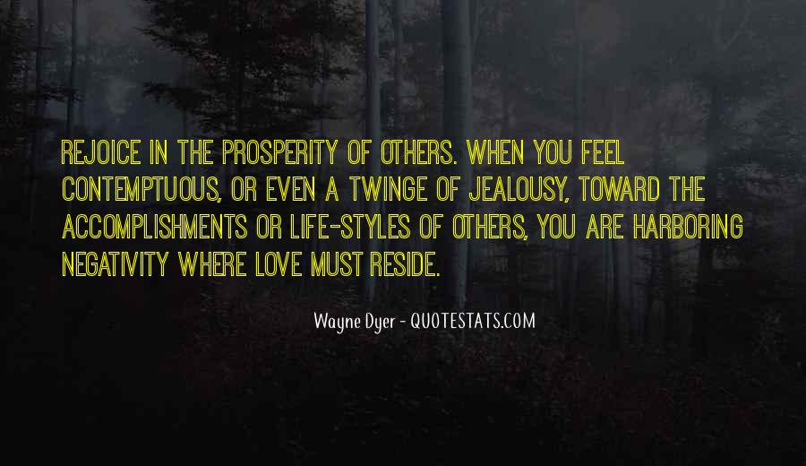 Quotes About Others Negativity #918777